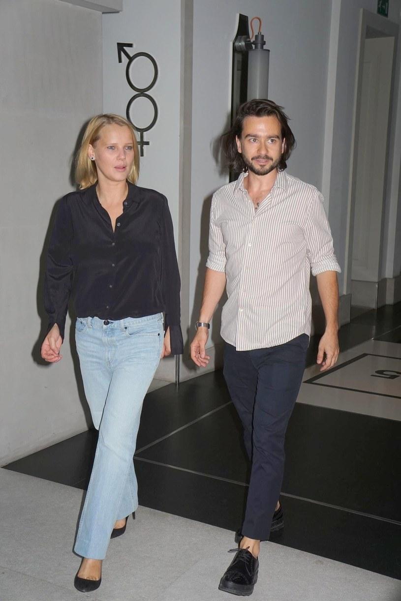 Joanna Kulig i Maciej Bochniak /Tricolors /East News