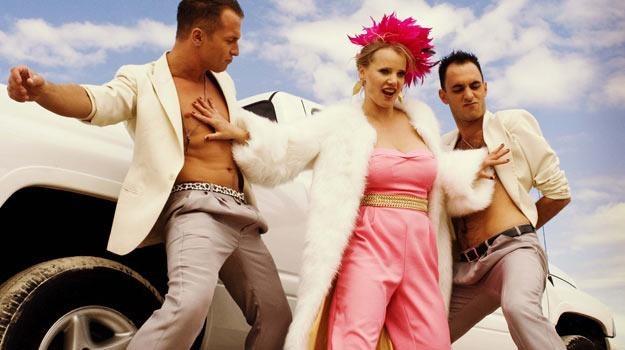 """Joanna Kulig jako Gelsonina w filmie """"Disco polo"""" - fot. Alvernia Studios / Next Film /materiały dystrybutora"""