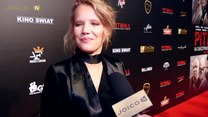 Joanna Kulig o nowym filmie Patryka Vegi
