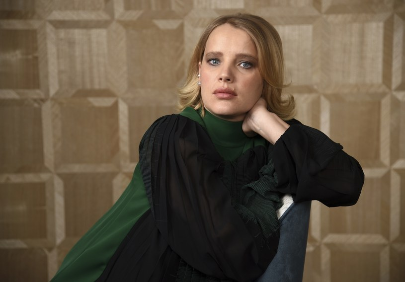 Joanna Kulig (Photo by Chris Pizzello/Invision/AP) /East News