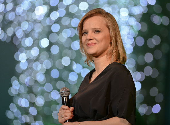 Joanna Kulig  w Krakowie  skończyła szkołę muzyczną oraz szkołę aktorską /Getty Images