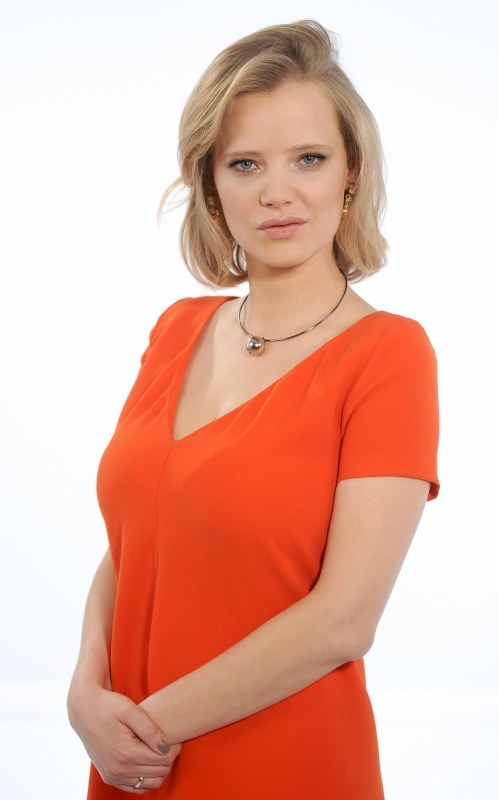 Joanna Kulig /Agencja W. Impact
