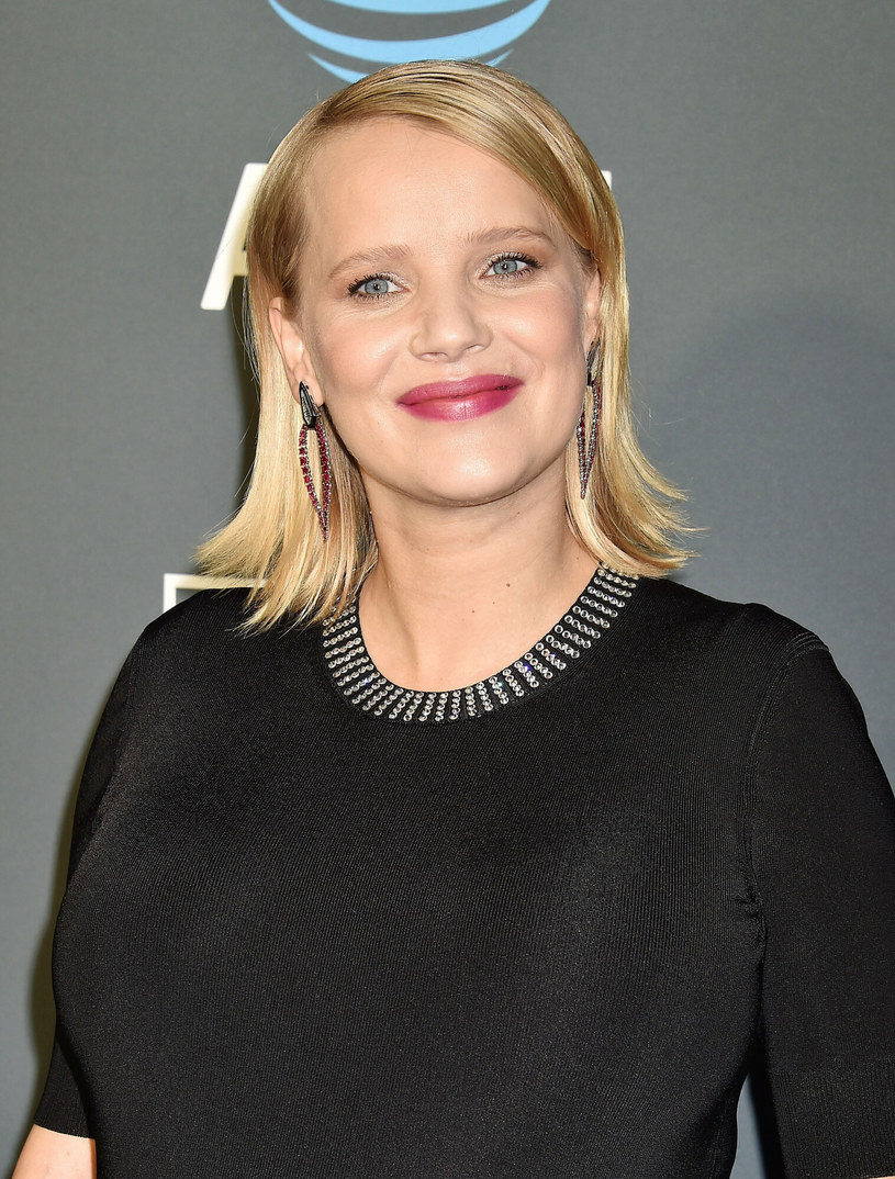Joanna Kulig /Mayer/face to face /Reporter