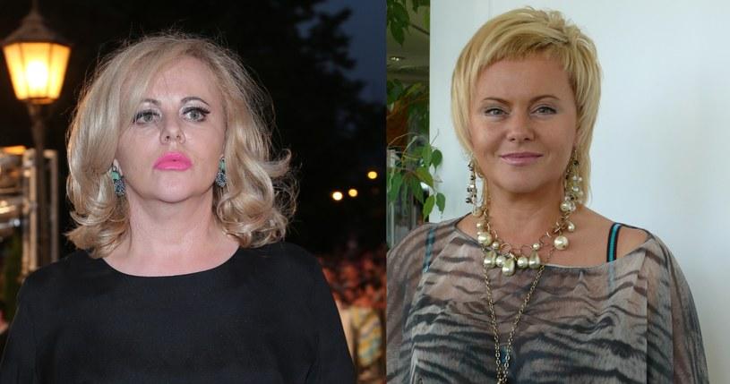 Joanna Kurowska też przyjaźni się z Gojdziem /- /MWMedia