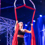 "Joanna Lazer w ""Ninja Warrior Polska"""