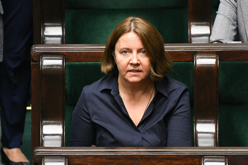 Joanna Lichocka, posłanka PiS /Jacek Dominski/ /Reporter