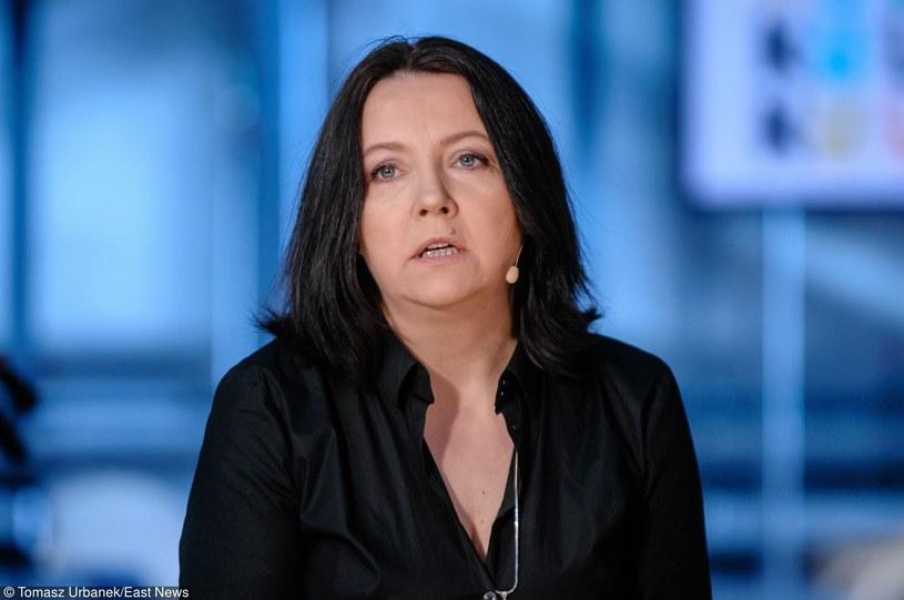 Joanna Lichocka /Witold Rozbicki /Reporter