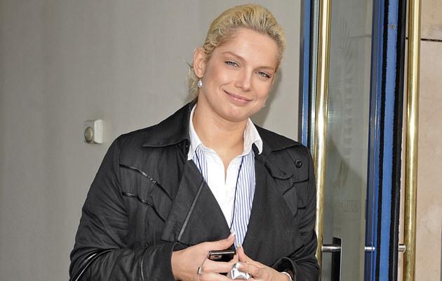Joanna Liszowska, fot. Andras Szilagyi  /MWMedia