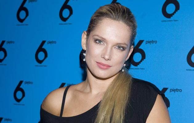 Joanna Liszowska, fot. Jarosław Antoniak  /MWMedia
