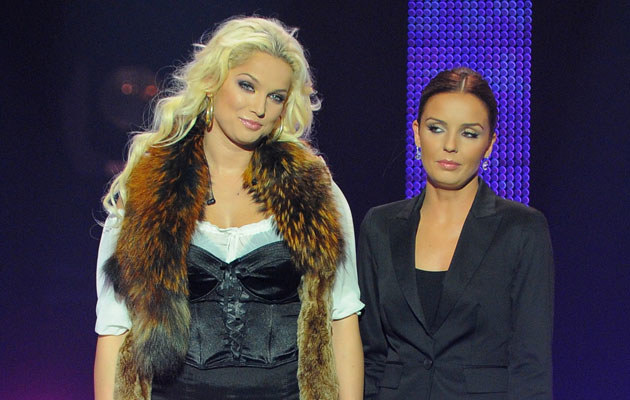 Joanna Liszowska i Agnieszka Włodarczyk, fot. Andras Szilagyi  /MWMedia