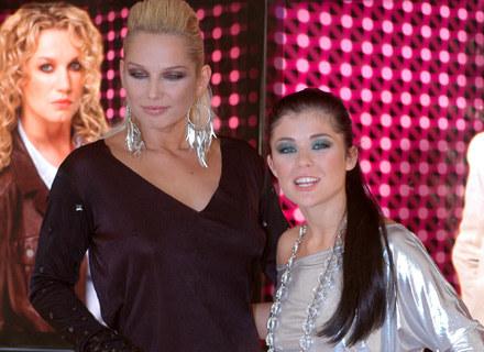 Joanna Liszowska i Kasia Cichopek, fot. Marek Ulatowski /MWMedia