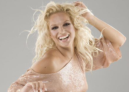 Joanna Liszowska też zaśpiewa /Polsat
