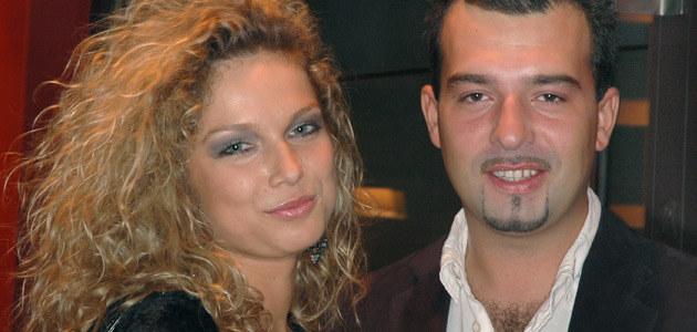 Joanna Liszowska z Tadeuszem Głażewskim  /MWMedia