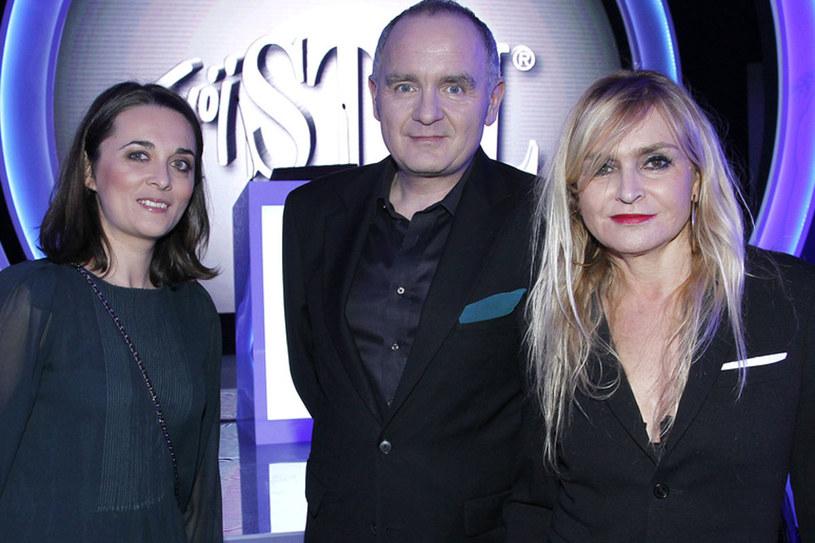 Joanna Lorynowicz, Maciej Brzozowski i Monika Olejnik /AKPA