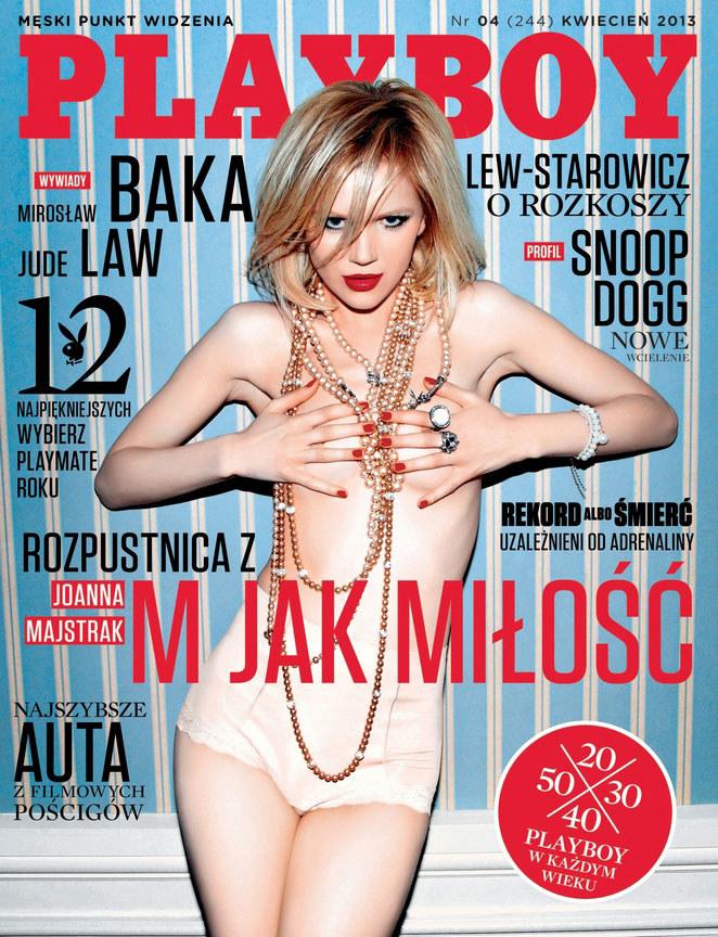 Joanna Majstrak /materiały prasowe