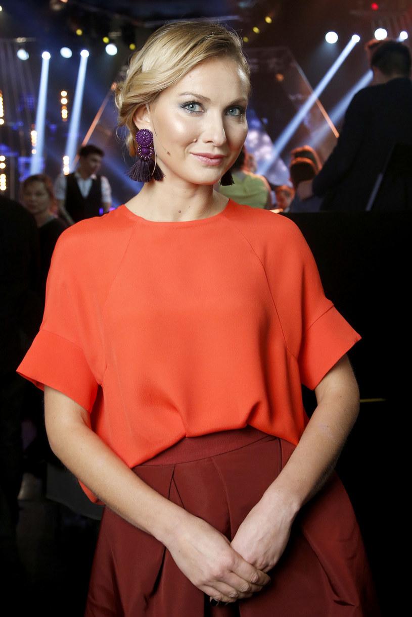 Joanna Moro: Czy ta twarz nie brzmi znajomo? /AKPA