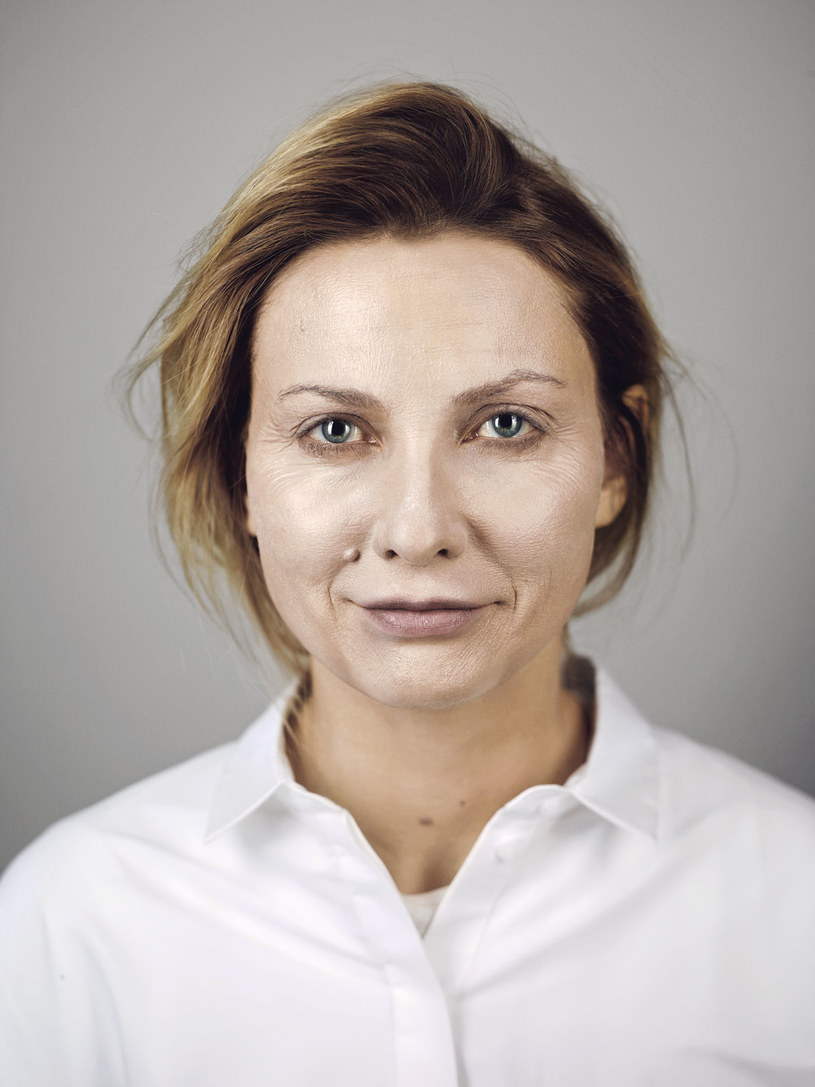 Joanna Moro, fot. Bartek Wieczorek /Twój Styl