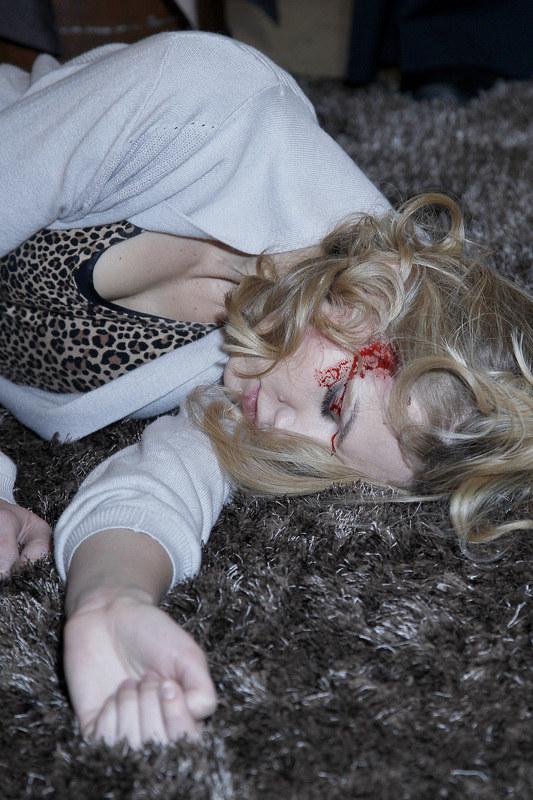 """Joanna Moro  gościnnie pojawi się w serialu """"Ojciec Mateusz"""". Zagra młodą dziewczynę, która rzekomo miała zostać molestowana i napadnięta w kościelnej zakrystii. /Krzemiński Jordan /AKPA"""