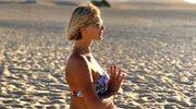 Joanna Moro: Hinduskie pozdrowienie