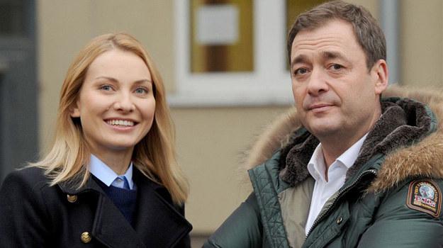 """Joanna Moro i Jacek Rozenek już wkrótce wystąpią w """"Tańcu z gwiazdami""""! /Agencja W. Impact"""