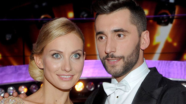 Joanna Moro i Rafał Maserak /Agencja W. Impact