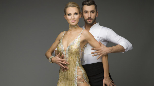 Joanna Moro i Rafał Maserak /Polsat
