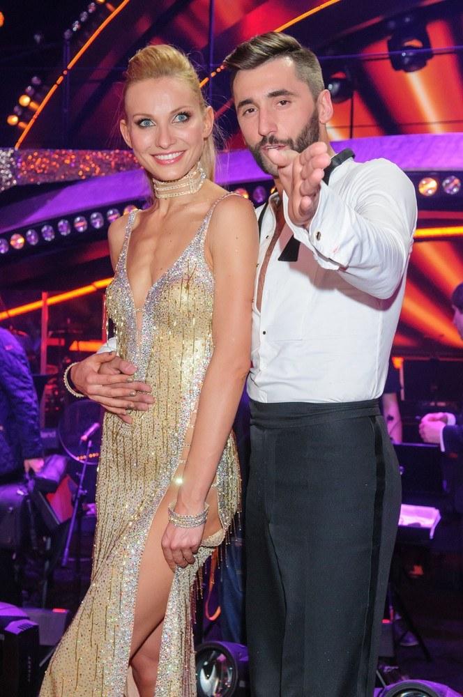 Joanna Moro i Rafał Maserak /- /East News