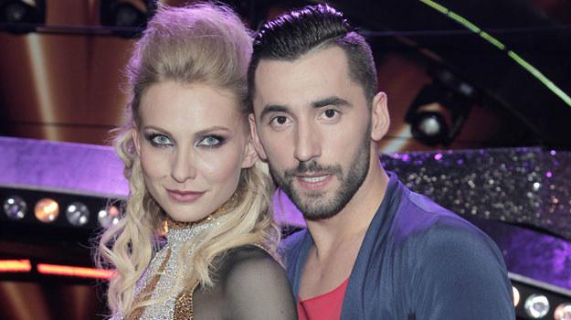Joanna Moro i Rafał Maserak /Podlewski /AKPA