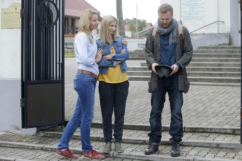 Joanna Moro, Magdalena Schejbal, Krystian Wieczorek /Podlewski /AKPA
