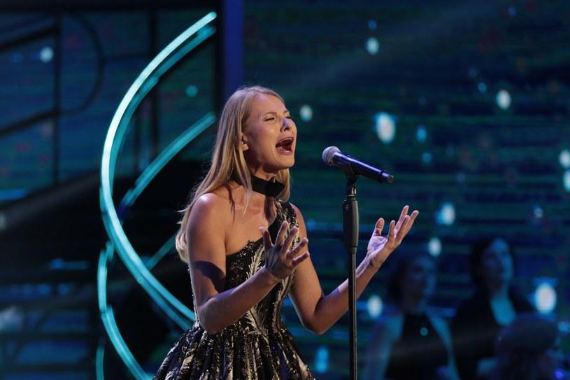 Joanna Moro ponownie zaśpiewała Annę German /Fot. Piotr Jedzura /Reporter