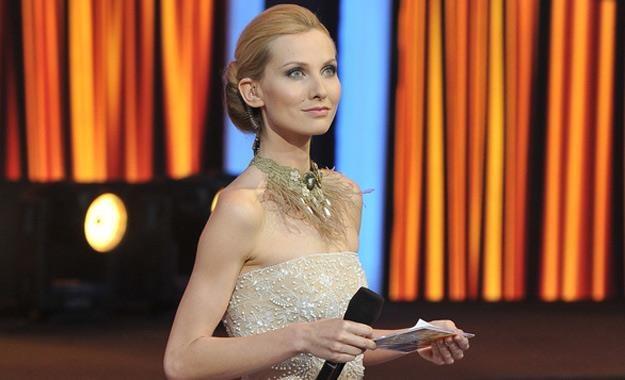 Joanna Moro poprowadziła w tym roku festiwal w Opolu /AKPA
