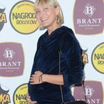 Joanna Moro promienieje w ciąży!