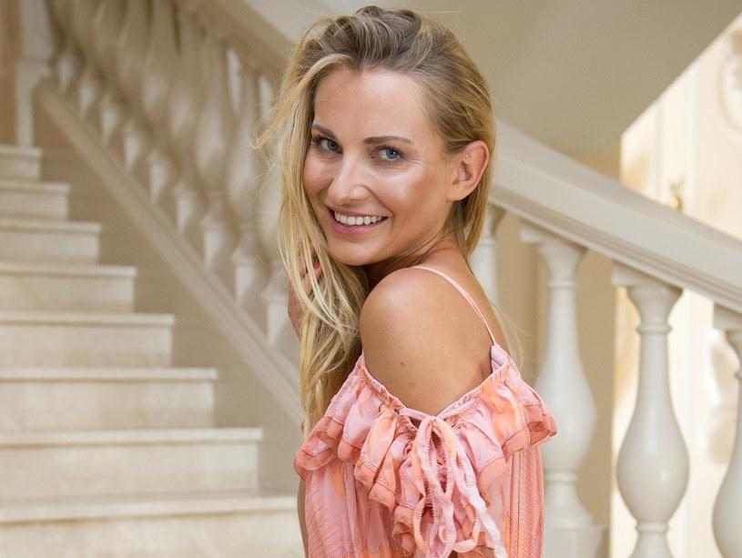Joanna Moro uwielbia aktywne wakacje /East News