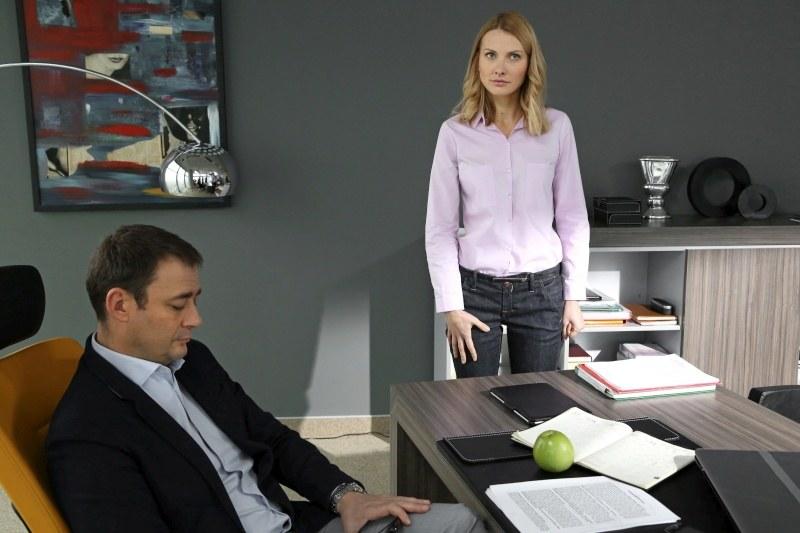 """Joanna Moro w """"Barwach szczęścia"""" /Agencja W. Impact"""