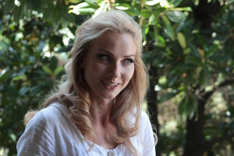 "Joanna Moro w serialu ""Anna German"" /TVN"
