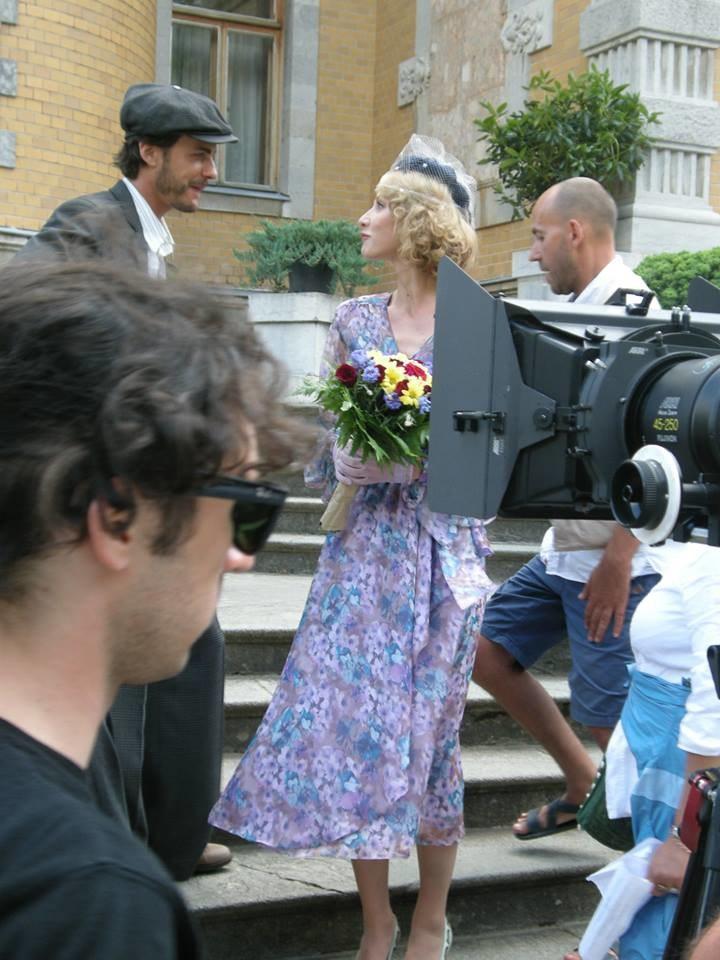 """Joanna Moro w """"Taliance"""" (zdjęcie zamieszczone na profilu aktorki w serwisie Facebook). /Agencja W. Impact"""