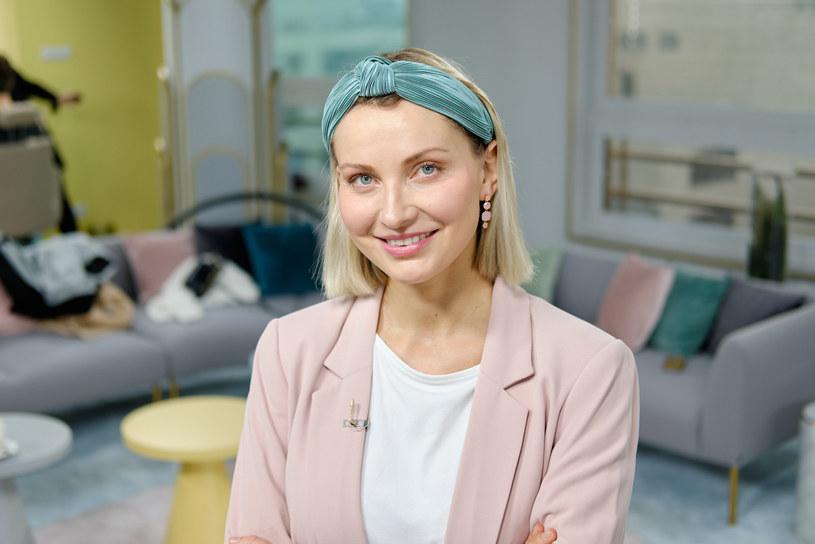 Joanna Moro znów podpadła internautom /Bartosz Krupa /East News