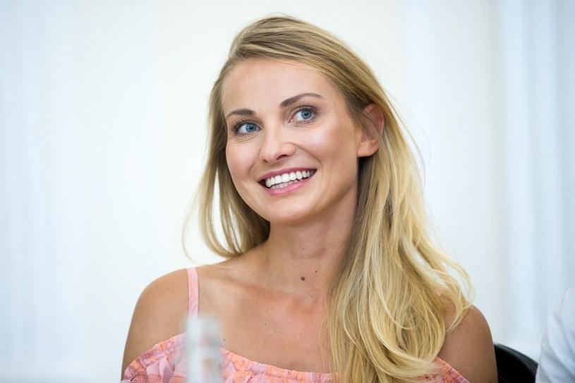 Joanna Moro /Bartosz Krupa /East News