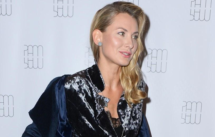 Joanna Moro /Jarosław Antoniak /MWMedia
