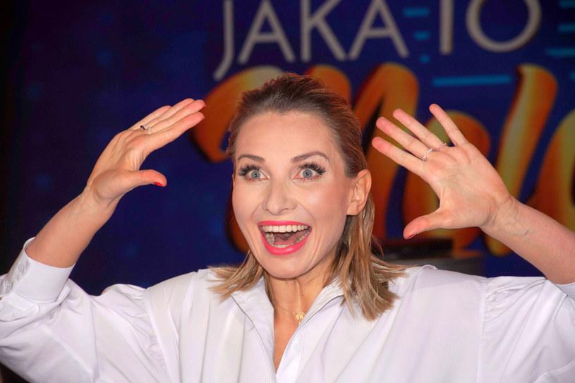 Joanna Moro /Tricolors /East News