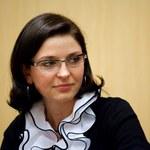 Joanna Mucha nie do europarlamentu