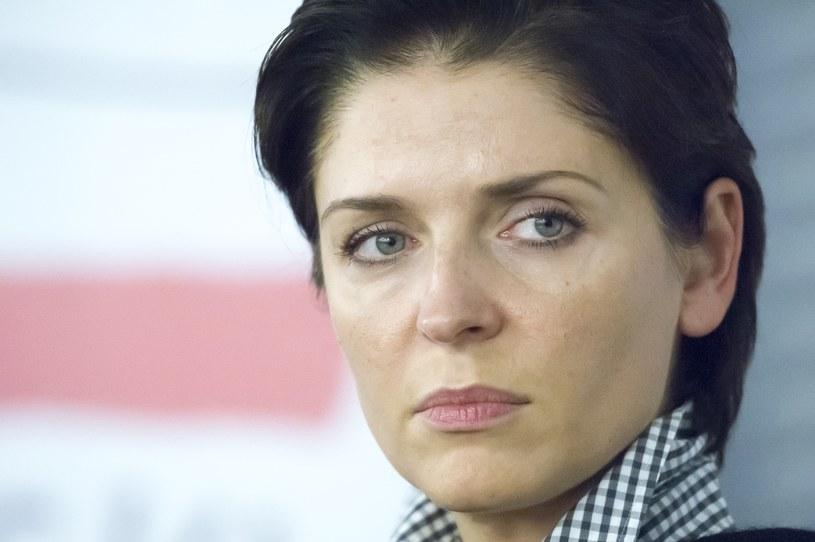 Joanna Mucha, posłanka PO /Wojciech Stróżyk /Reporter   /East News