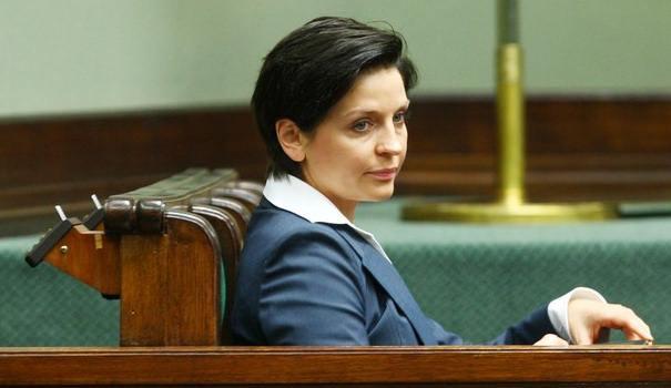 Joanna Mucha /S. Kowalczuk /Agencja SE/East News