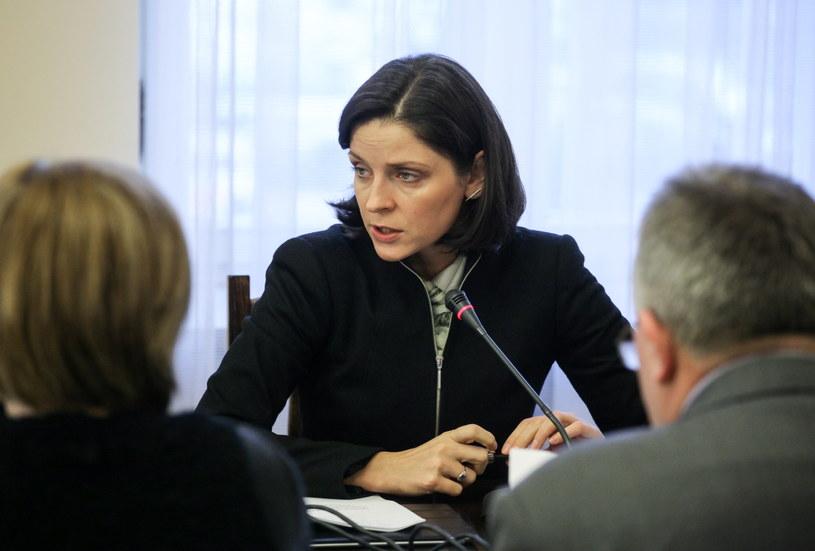 Joanna Mucha /Paweł Supernak /PAP