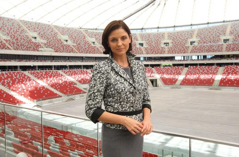 Joanna Mucha /Stanisław Kowalczuk /East News