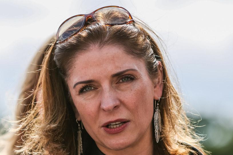 Joanna Mucha /Grzegorz Ksel /Reporter