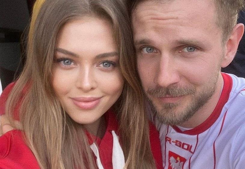 Joanna Opozda i Antek Królikowski, fot.asiaopozda /Instagram