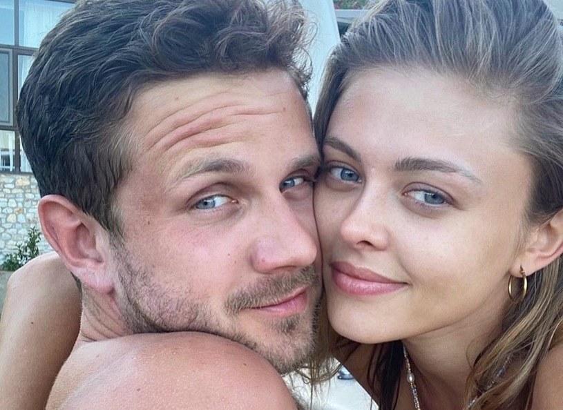 Joanna Opozda i Antek Królikowski, fot. asiaopozda /Instagram