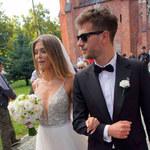 Joanna Opozda i Antek Królikowski wzięli ślub. Tak wyglądało wesele!