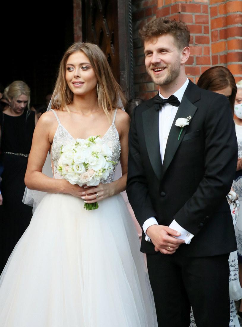 Joanna Opozda i Antoni Królikowski /Piotr Molecki/East News /East News
